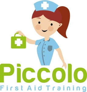 Piccolo First Aid Company logo